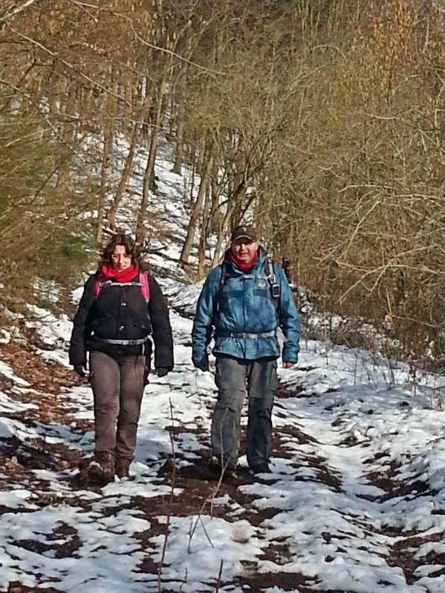 Eifelwanderin & Eifelwanderer